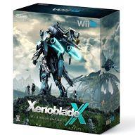 【中古】WiiUハード ゼノブレイドクロス セット(WiiU本体同梱)