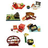 【中古】食玩 トレーディングフィギュア 全8種セット 「ミニコレ おはなし百菓」