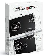 【中古】ニンテンドー3DSハード Newニンテンドー3DSLL本体 パールホワイト