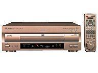 【中古】DVDプレイヤー/レコーダー コンパチブル DVD/レーザーディスクプレイヤー(DVL-919)(状態:本体・リモコン状態難)