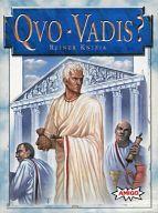 【中古】ボードゲーム クオバディス (Quo Vadis?)【タイムセール】