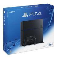 【中古】PS4ハード プレイステーション4本体 ジェットブラック(HDD 500GB/CUH-1200AB01)