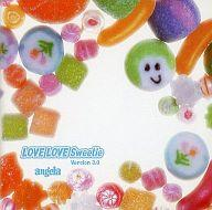 【中古】アニメ系CD angela/LOVE LOVE Sweetie Version 3.0(サイン入り)