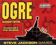 【中古】ボードゲーム オーガ デザイナーズ・エディション (OGRE:Designer's Edition)