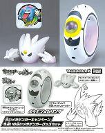 【中古】おもちゃ 色違いの白いメガゲンガーグッズセット 「ポケットモンスターXY」 白いメガゲンガーキャンペーン品
