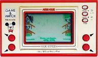 中古 マート ゲームウォッチ MICKEY MOUSE 激安通販販売 ワイドスクリーン ミッキーマウス 状態:本体のみ 本体状態難