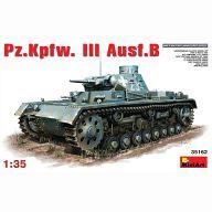 【中古】プラモデル 1/35 III号戦車 B型 [MA35162]