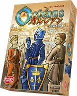 【中古】ボードゲーム オルレアン 完全日本語版 (Orleans)【タイムセール】