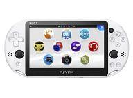 【中古】PSVITAハード PlayStaiton Vita本体 Wi-Fiモデル グレイシャー・ホワイト[PCH-2000]
