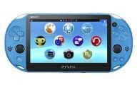 【中古】PSVITAハード PlayStaiton Vita本体 Wi-Fiモデル アクア・ブルー[PCH-2000]