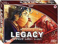 【エントリーでポイント10倍!(12月スーパーSALE限定)】【新品】ボードゲーム パンデミック:レガシー シーズン1 赤箱 日本語版 (Pandemic Legacy)