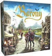 【中古】ボードゲーム バロニィ 日本語版 (Barony)