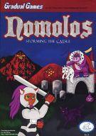 中古 NESソフト 北米版 Nomolos: Storming Catsle 全品送料無料 箱説あり 評価 the 国内版本体動作不可