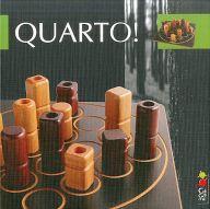 【エントリーでポイント10倍!(12月スーパーSALE限定)】【中古】ボードゲーム クアート! 多言語版 (Quarto!)
