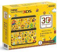 【新品】ニンテンドー3DSハード Newニンテンドー3DS きせかえプレートパック スーパーマリオメーカー デザイン