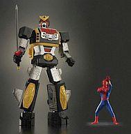 【中古】フィギュア [ランクB] 超合金魂 GX-33 レオパルドン&スパイダーマン 「スパイダーマン」【タイムセール】