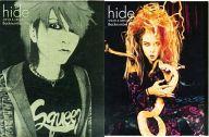 【中古】SHOXX hide SHOXX&ARENA37℃ Backnumber File