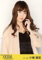 中古 早割クーポン 生写真 AKB48 SKE48 アイドル 小嶋陽菜 上半身 BD タイムセール 少女たちは涙の後に何を見る?」コンプリートBOX封入特典 DVD「DOCUMENTARY RAIN NO FLOWER OF WITHOUT 絶品