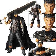 【中古】フィギュア RAH ガッツ 黒の剣士Ver. 「ベルセルク」 リアルアクションヒーローズNo.704