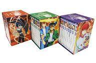 【中古】アニメDVD 不備有)幽☆遊☆白書 DVD-BOX 全3BOXセット(状態:BOXに難有り)