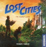 【中古】ボードゲーム [日本語訳無し] ロストシティ (Lost Cities)