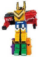 【中古】おもちゃ 動物大合体 超豪華DXワイルドジュウオウキングセット 「動物戦隊ジュウオウジャー」