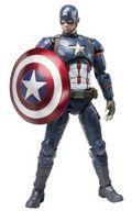 【中古】フィギュア S.H.Figuarts キャプテン・アメリカ(シビル・ウォー) 「キャプテン・アメリカ / シビル・ウォー」