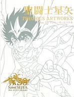 【中古】アニメムック 聖闘士星矢 PRECIOUS ARTWORKS fromギャラクシーカードバトル【中古】afb