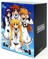【エントリーでポイント最大19倍!(5月16日01:59まで!)】【中古】特典系収納BOX(キャラクター) なのは&フェイト&すずか&アリサ 川上修一描き下ろし3BOX収納ケース 「魔法少女リリカルなのは TVシリーズ Blu-ray BOX」 HMV3BOX連動購入特典