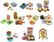 【中古】食玩 トレーディングフィギュア 全10種セット 「ぷちサンプルU.S.A.バージョン Bread&butter -ブレッド&バター-」