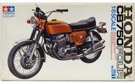 【中古】プラモデル 1/6 ホンダ ドリーム CB750 FOUR 「オートバイシリーズ No.1」 ディスプレイモデル [16001]