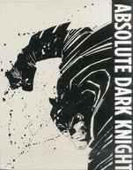 【中古】アメコミ Absolute Dark Knight(Batman) / Frank Miller【中古】afb