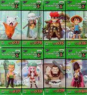 【中古】フィギュア 全8種セット 「ワンピース」 ワールドコレクタブルフィギュア vol.5