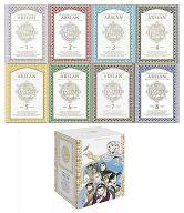 【中古】アニメBlu-ray Disc アルスラーン戦記 初回限定生産 BOX付き全8巻セット
