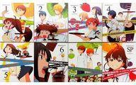 【中古】アニメBlu-ray Disc WORKING!!! 完全生産限定版 SPを含む全8巻セット