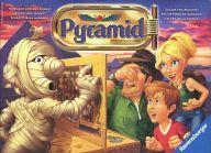 【中古】ボードゲーム 呪いのミイラ 多言語版(Pyramid/Fluch der mumie)【タイムセール】