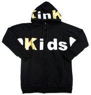 【中古】アウターウェア(男性アイドル) KinKi Kids パーカー ブラック 「King・KinKi Kids 2011-2012」