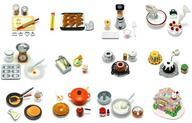 【中古】食玩 トレーディングフィギュア 全12種セット 「ぷちキッチン ぷちサンプルシリーズ」 【タイムセール】