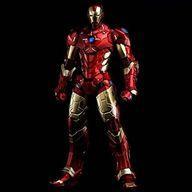 【中古】フィギュア #07 IRON MAN MARVEL NOW!ver.(RED × GOLD) 「アイアンマン」 RE:EDIT IRON MAN ユニオンクリエイティブオンライン&ワンダーフェスティバル2016夏限定