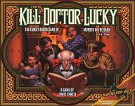 【中古】ボードゲーム キル・ドクター・ラッキー 新版 (Kill Doctor Lucky)