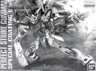 【中古】プラモデル 1/100 MG GAT-X105+AQM/E-YM-1 パーフェクトストライクガンダム スペシャルコーティングVer. 「機動戦士ガンダムSEED」 プレミアムバンダイ限定 [0211632]【タイムセール】