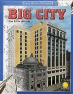 【中古】ボードゲーム [日本語訳無し] ビッグシティ (Big City)【タイムセール】