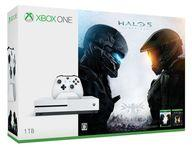 【中古】Xbox Oneハード Xbox OneS本体 1TB Halo Collection