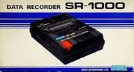 【中古】セガSG1000ハード(SC3000) SC SR-1000テープレコーダー(状態:箱(内箱含む)・説明書状態難)