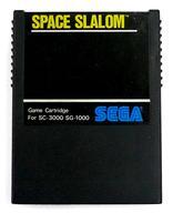 【中古】セガSG1000ソフト スペーススラローム(SPACE SLALOM)