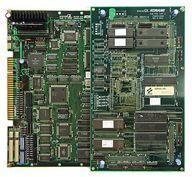 【中古】アーケード SYSTEM-GX(システムGX)用基板 極上パロディウス -過去の栄光を求めて- [基板のみ](マザーボード付)