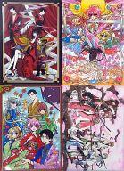 【中古】クリアファイル 集合 A4クリアファイルセットB(4枚組) 「CLAMP原画展 in 京まふ2014」 京都国際マンガ・アニメフェア2014グッズ