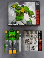 【中古】おもちゃ Y-04 AERIAL DEFENDER ALLEN