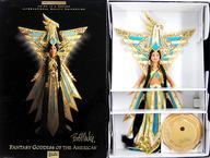 【中古】ドール Fantasy Goddess of the Americas Barbie Bob Mackie-ファンタジー ゴッデス オブ アメリカバービー ボブマッキー- 「Barbie -バービー-」 インターナショナル・ビューティー・コレクション リミテッドエディション