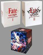 【中古】アニメBlu-ray Disc Fate/stay night [Unlimited Blade Works] Blu-ray Disc Box 完全生産限定版 2BOXセット(Amazon.co.jp BOX付き)